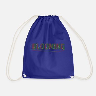 Bloom BLOOMING - Drawstring Bag