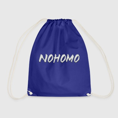 Homo no homo - Drawstring Bag