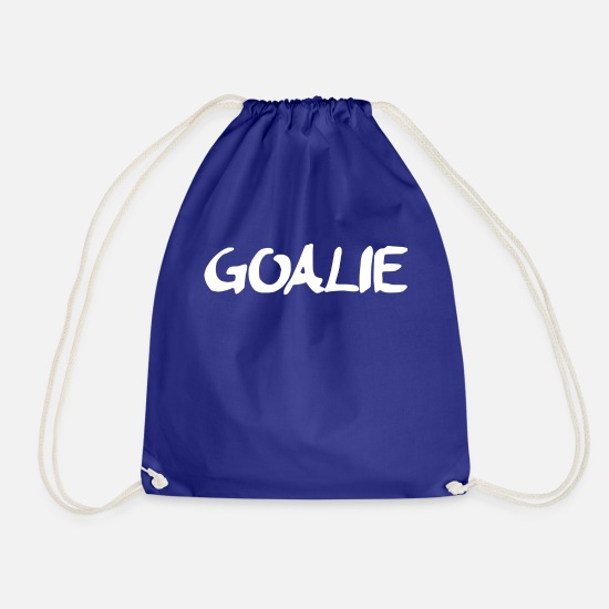 Goalkeeper Bags & Backpacks - Goalie - Drawstring Bag royal blue