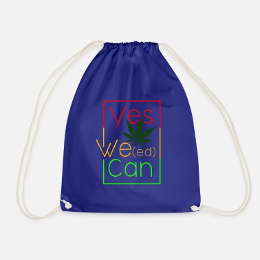 Yes We Can Yes, we can! - Drawstring Bag