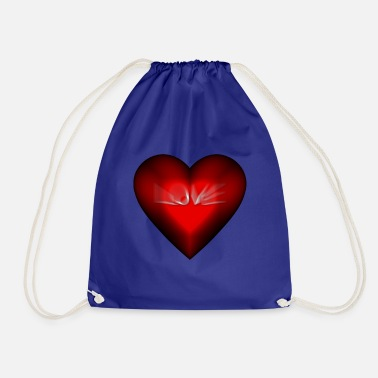 Corazon ZooM The Un Corazon - Drawstring Bag