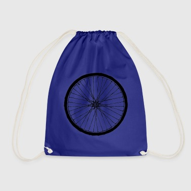 wheel - Drawstring Bag