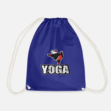 New Age Yoga Dancing Bear Vintage Retro New Age - Sac de sport léger