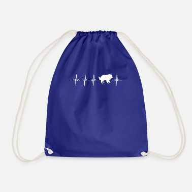 Carpathian Funny Carpathian Sheepdog Gift Idea - Drawstring Bag