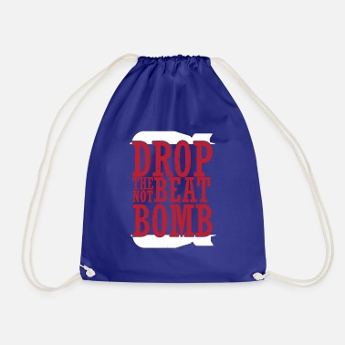 Anti War Anti War - Drawstring Bag