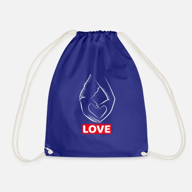 Romantic Love Romantic Love romantic - Drawstring Bag