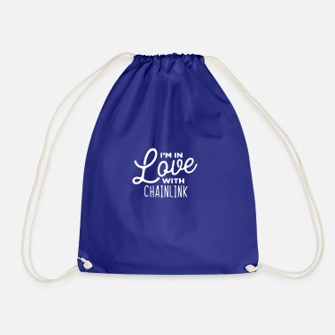 Chainlink I'm in love with Chainlink! - Drawstring Bag