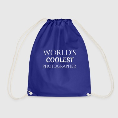 Topmodel PHOTOGRAPHER PHOTOGRAPHY COOLSTER GIFT PROFESSIONAL PHOTO - Drawstring Bag