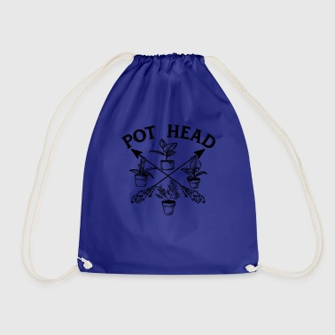 Pot Head Pot Head - Drawstring Bag