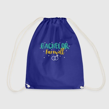farewell - Drawstring Bag