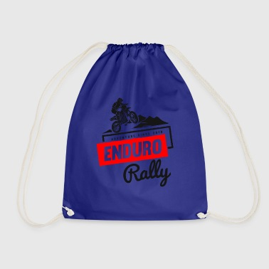 Enduro Rally - Drawstring Bag
