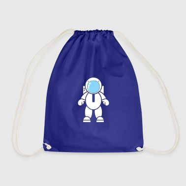 Weightless Astronaut Space All Mars Weightless - Drawstring Bag