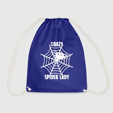 Spider - Spiders - Spider Owner - Spider Lady - Drawstring Bag