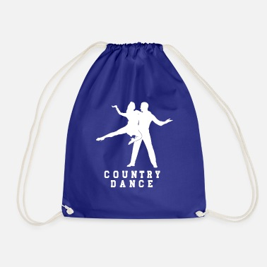 Country Danse country - Sac de sport léger