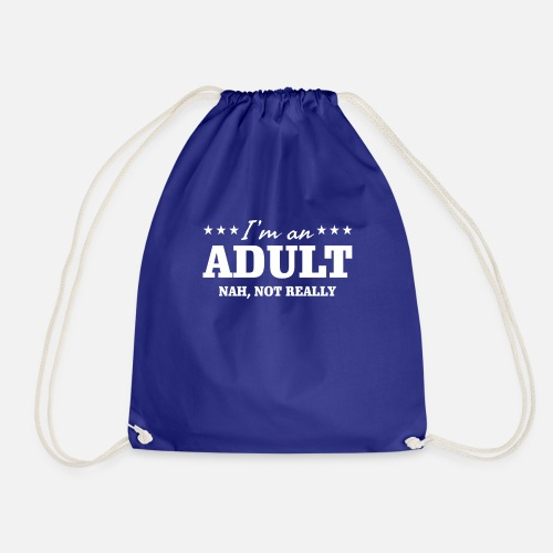 Drawstring Bag18th Birthday Gift Idea Adult