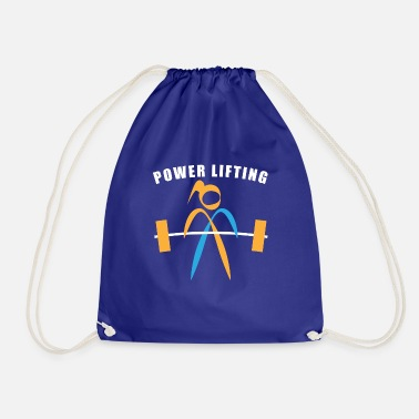 Power Lifting Power Lifting - Drawstring Bag