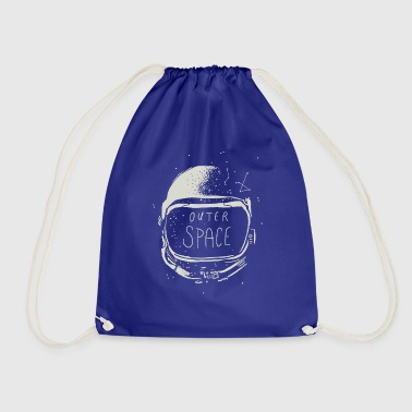 Outerspace - Drawstring Bag