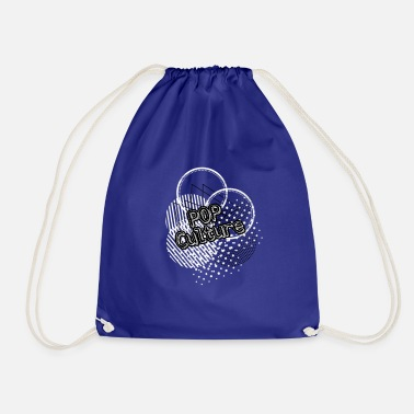 Pop Culture Pop culture - Drawstring Bag