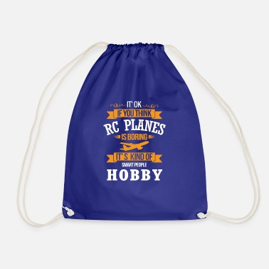 Hobby hobbies - Drawstring Bag