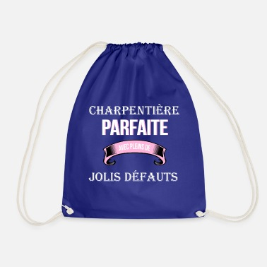 Charpente Charpentie re - Sac à dos cordon