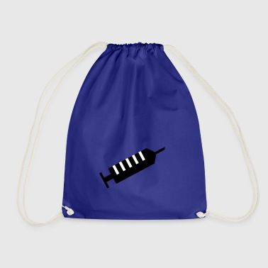 Syringe  - Drawstring Bag