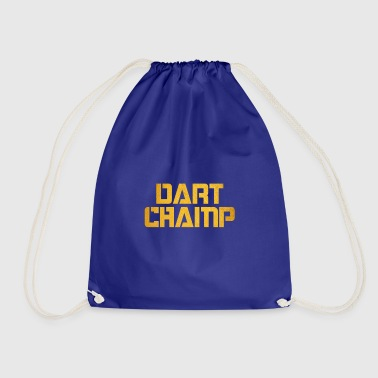 Champ Dart champ - Drawstring Bag