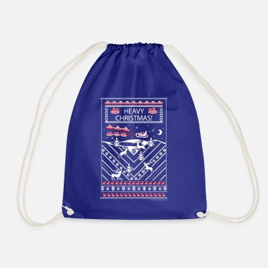 World Of Tanks World Of Tanks Heavy Christmas - Mochila saco