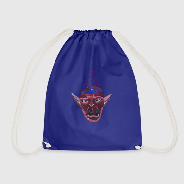 Orc B Day - Drawstring Bag