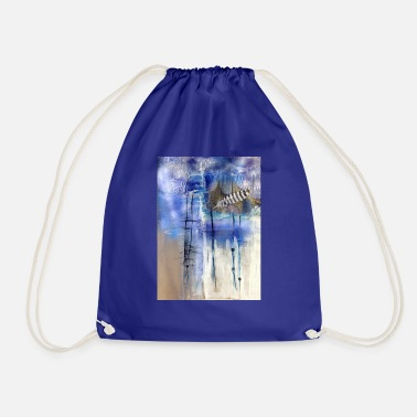 Ease ease - Drawstring Bag