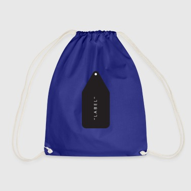 LABEL - Drawstring Bag