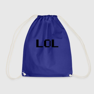 LOL - Drawstring Bag