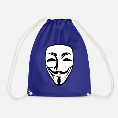 Anonymity Anonymous - Drawstring Bag