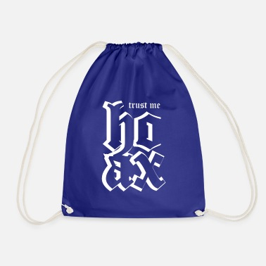 Hoaxe Hoax wite - Drawstring Bag