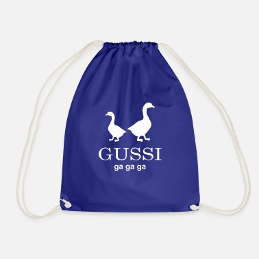 Gas gussi ga ga ga - Drawstring Bag