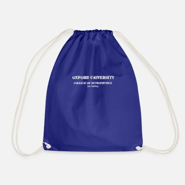Astrophysics College of Astrophysics - Drawstring Bag