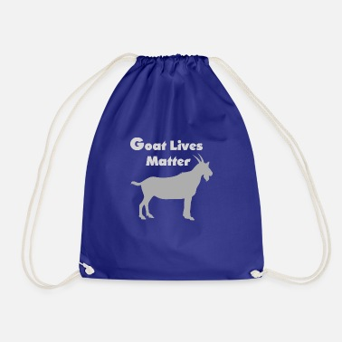 Goats affairs - Drawstring Bag