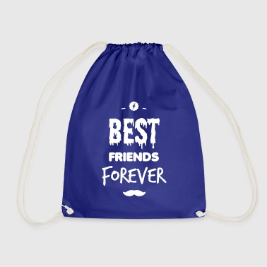 Bff Best friends forever - Drawstring Bag