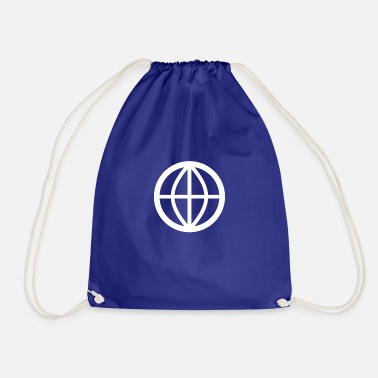 World world - Drawstring Bag