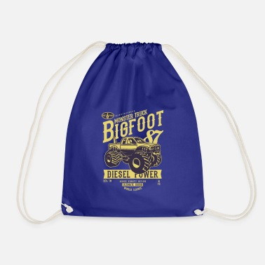 Madurar Big Foot Car - Mochila saco