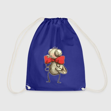 Fly with fly - Drawstring Bag