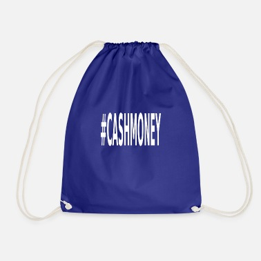 Cash Money Cash Money - Drawstring Bag