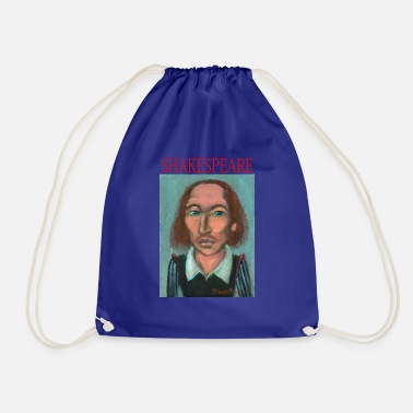 Shakespeare William Shakespeare - Drawstring Bag