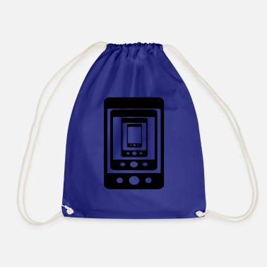 Phone phone phone phone - Drawstring Bag