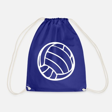 Volley Voleibol Waterpolo Volley Beachvolleyball - Mochila saco