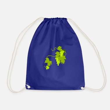 Vine vines - Drawstring Bag