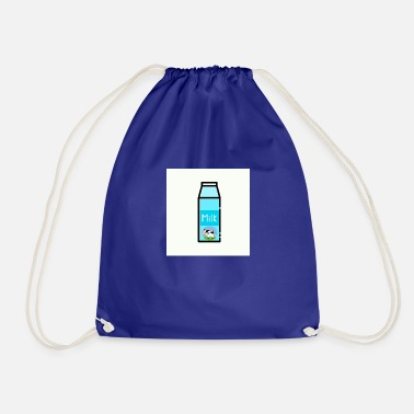 Milk milk - Drawstring Bag