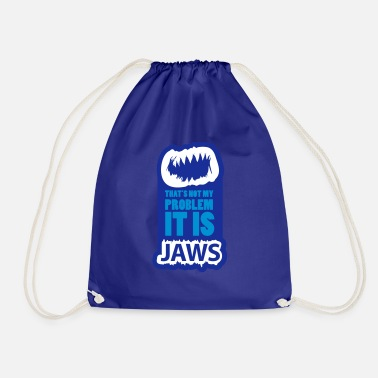 Jaws JAWS - Drawstring Bag