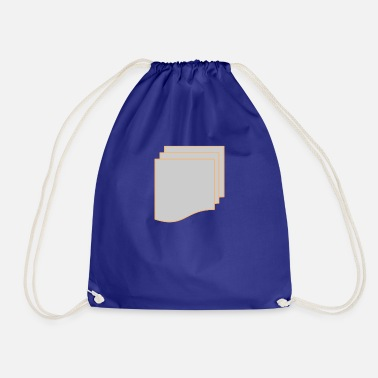 Over over and over - Drawstring Bag