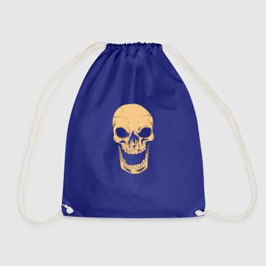 Aggressive Skeleton Aggressive - Drawstring Bag
