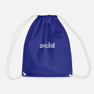 Acid Folk acid - Drawstring Bag